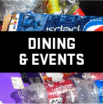 Recycle guide for dining and special events